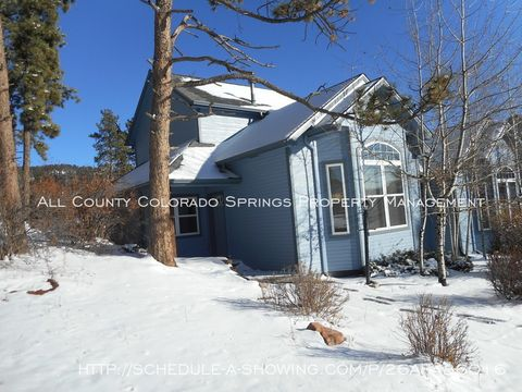 Photo of 105 Laurel St, Woodland Park, CO 80863
