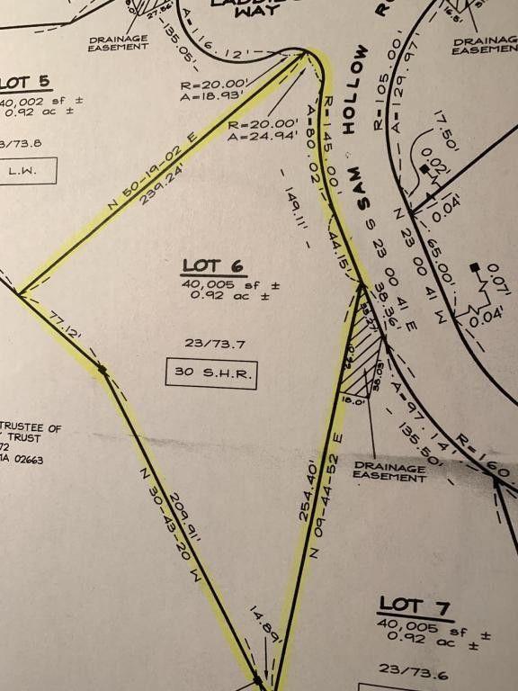 30 Sam Hollow Rd Wellfleet, MA 02667