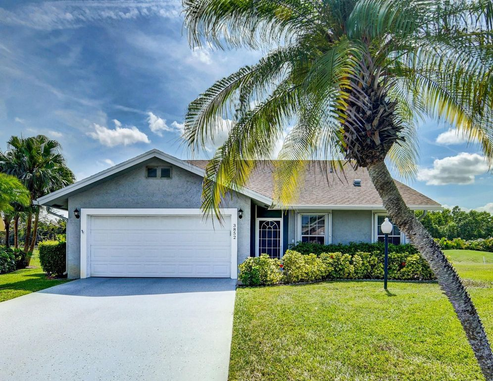 3852 Wendy Anne Cir West Palm Beach, FL 33417