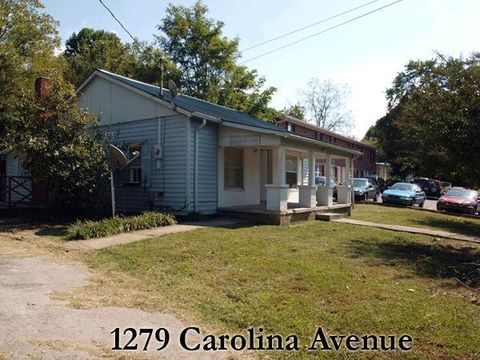 Photo of 1279 Carolina Ave, Cookeville, TN 38501
