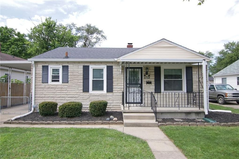 1912 N Bancroft St Indianapolis, IN 46218