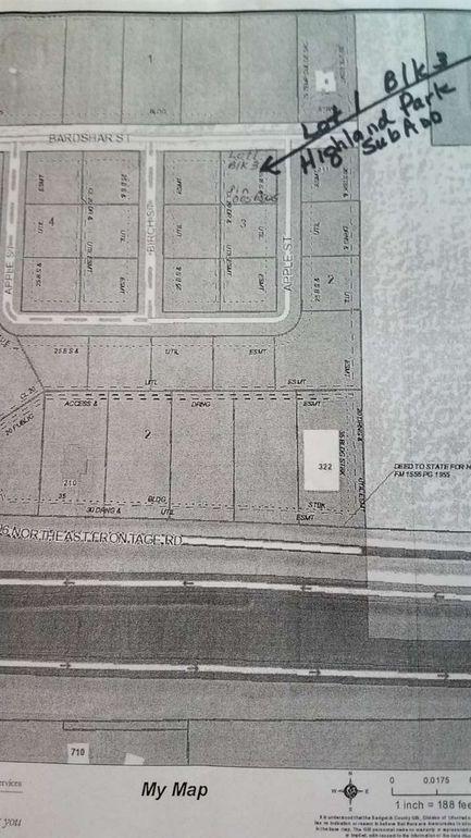 Blk 3 N Ne Apple St Unit Highland Sub Add Park Lot 1 Mount Hope, KS 67108