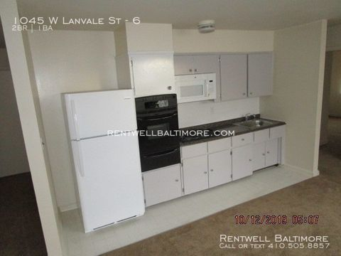 Photo of 1045 W Lanvale St Apt 6, Baltimore, MD 21217
