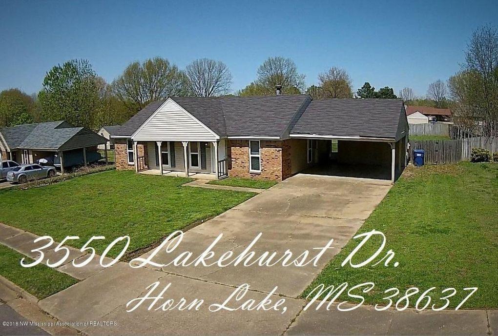 3550 lakehurst dr horn lake ms 38637