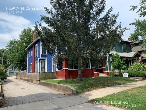 Photo of 1462 N Alabama St, Indianapolis, IN 46202