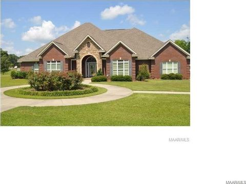 Wetumpka Al Houses For Sale With Swimming Pool