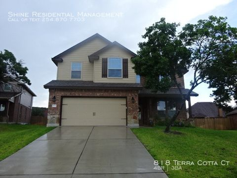 Photo of 818 Terra Cotta Ct, Harker Heights, TX 76548