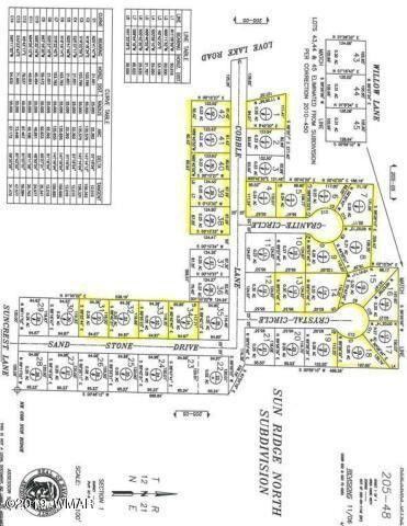 799 E Cobble Ln Taylor, AZ 85939