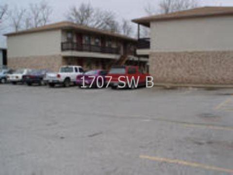 Photo of 1707 Sw B Ave Apt A6, Lawton, OK 73501
