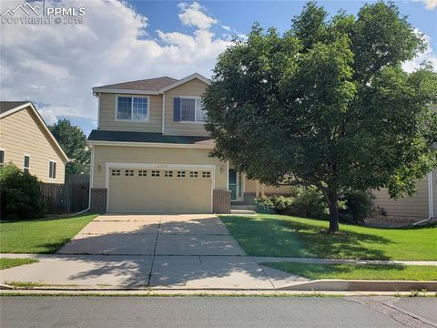 Photo of 2536 Pony Tracks Dr, Colorado Springs, CO 80922