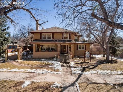 311 N Logan Ave, Colorado Springs, CO 80909