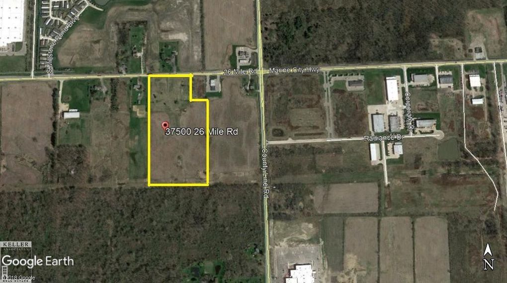 37500 26 Mile Rd Chesterfield, MI 48047