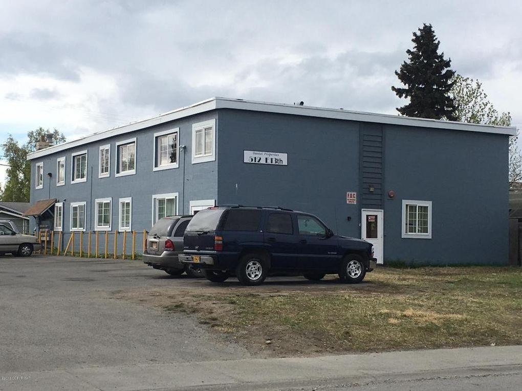 512 E 13th Ave, Anchorage, AK 99501