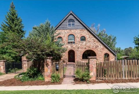 820 16th St Boulder Co 80302 Single Family Home