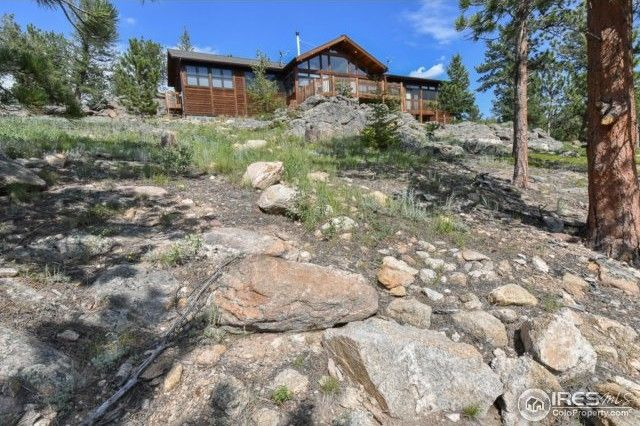 670 Coyote Hill Rd, Allenspark, CO 80510