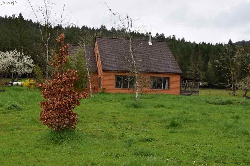 1275 Tenmile Valley Rd, Tenmile, OR 97481