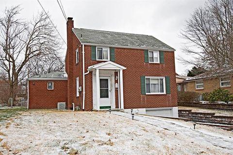 1417 White Oak Dr, Penn Hills, PA 15147