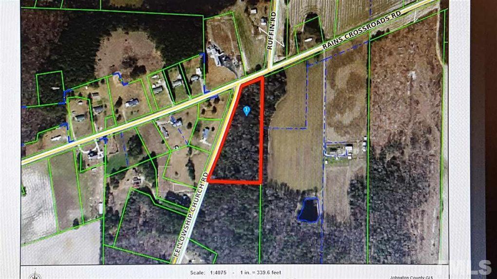 Princeton Nc Map.1136 Fellowship Church Rd Princeton Nc 27569 Realtor Com