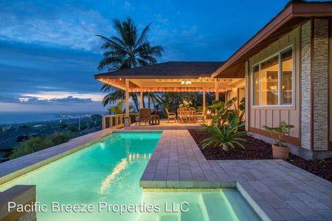 Photo of 76-6362 Kilohana St, Kailua Kona, HI 96740