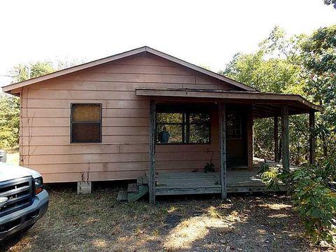 43482 Cabin Rd, Wister, OK 74966
