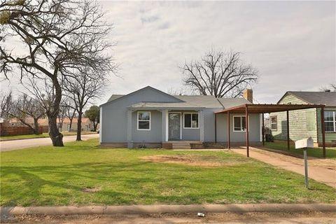 Photo of 2242 Vine St, Abilene, TX 79602