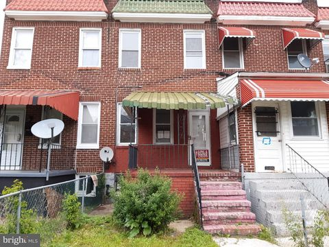 Photo of 5325 Cuthbert Ave, Baltimore, MD 21215
