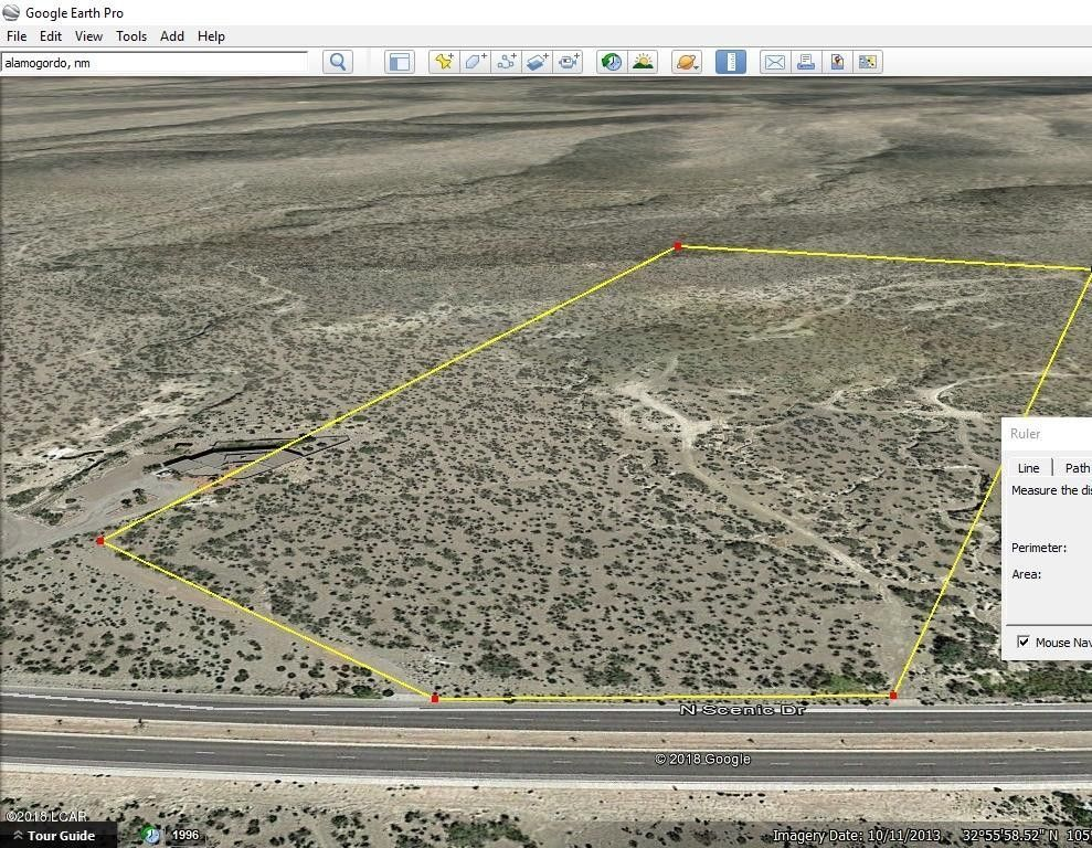 Tbd N Scenic Dr Alamogordo Nm 88310 Land For Sale And Real