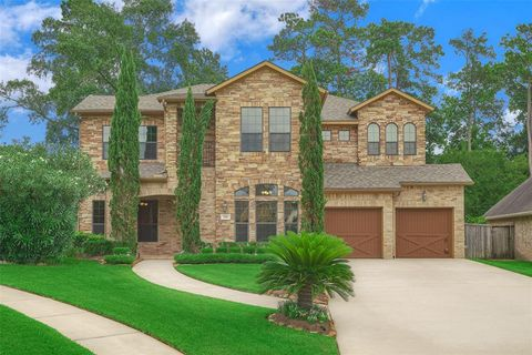 Photo of 101 Silverwood Ranch Ests, The Woodlands, TX 77384