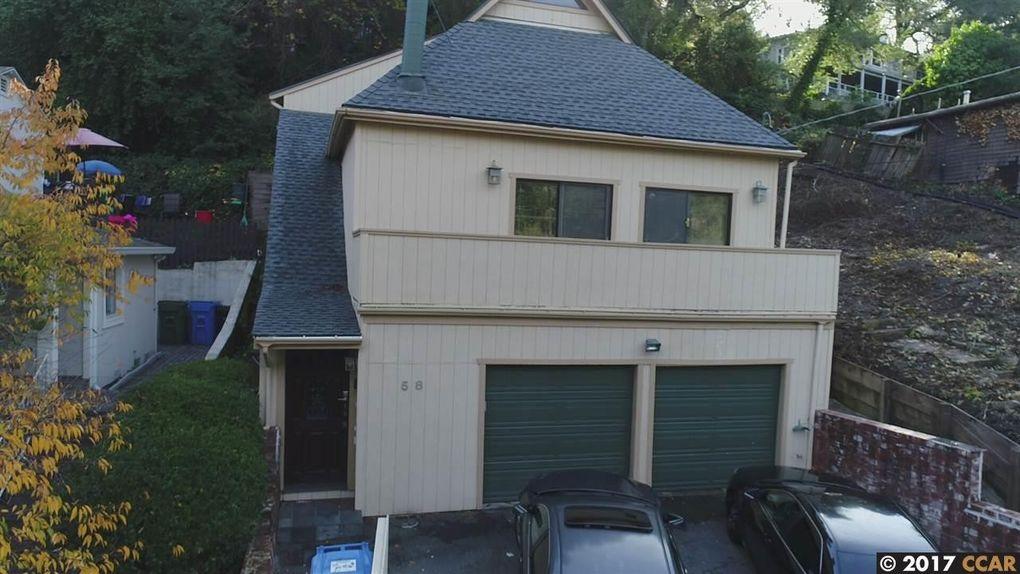 58 Brookwood Rd Orinda, CA 94563