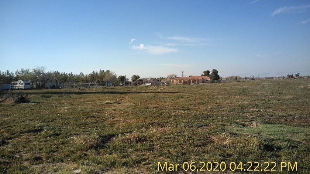 Cor Ave Littlerock, CA 93543