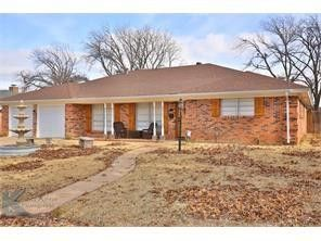 Photo of 3117 San Miguel Dr, Abilene, TX 79605