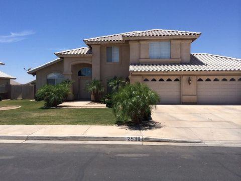 Photo of 2538 S 39th Dr, Yuma, AZ 85364