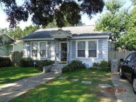 Photo of 551 S 1st St, Pensacola, FL 32507