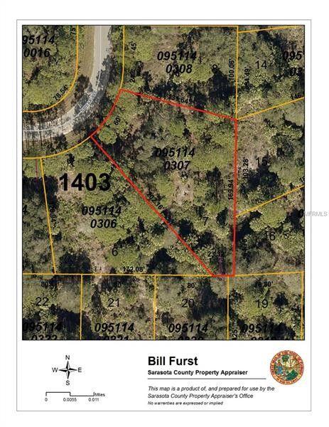 Map Of North Port Florida.Spisak Ave North Port Fl 34291 Recently Sold Land Sold