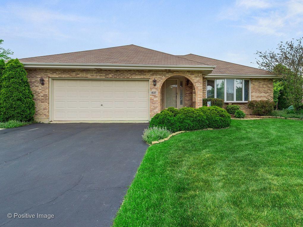 New Lenox Illinois >> 837 Brigantine Dr New Lenox Il 60451