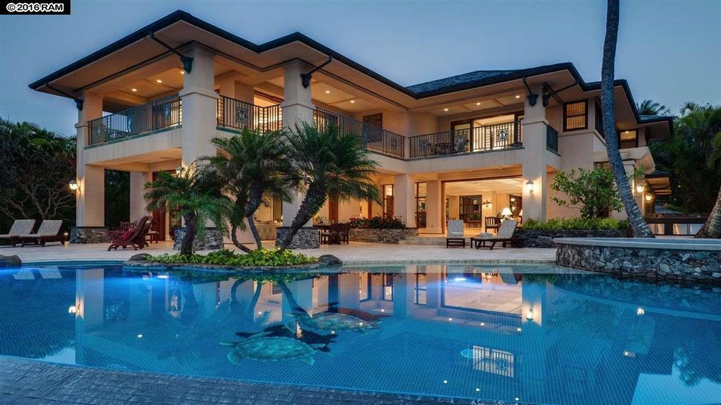 9 kapalua pl lahaina hi 96761 for Home plans hawaii