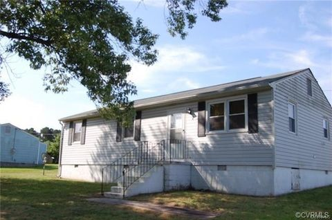 16018 Old Cryors Rd, McKenney, VA 23872