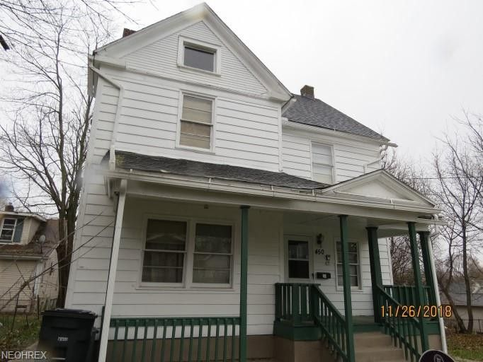 450 Lucy St, Akron, OH 44306