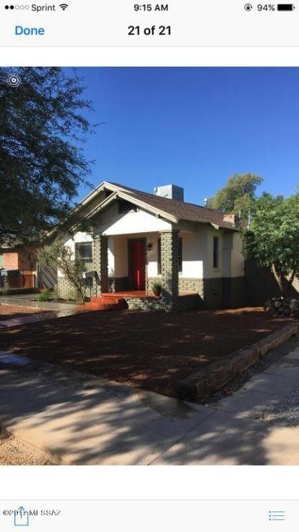 309 N Park Ave Tucson AZ 85719