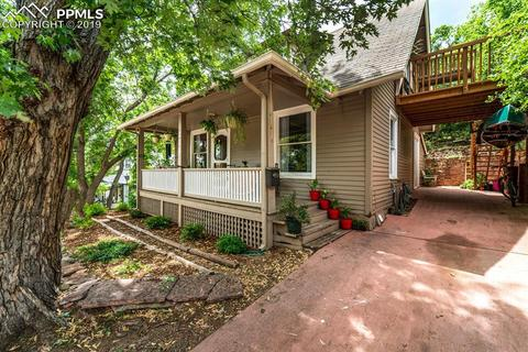 911 Prospect Pl, Manitou Springs, CO 80829