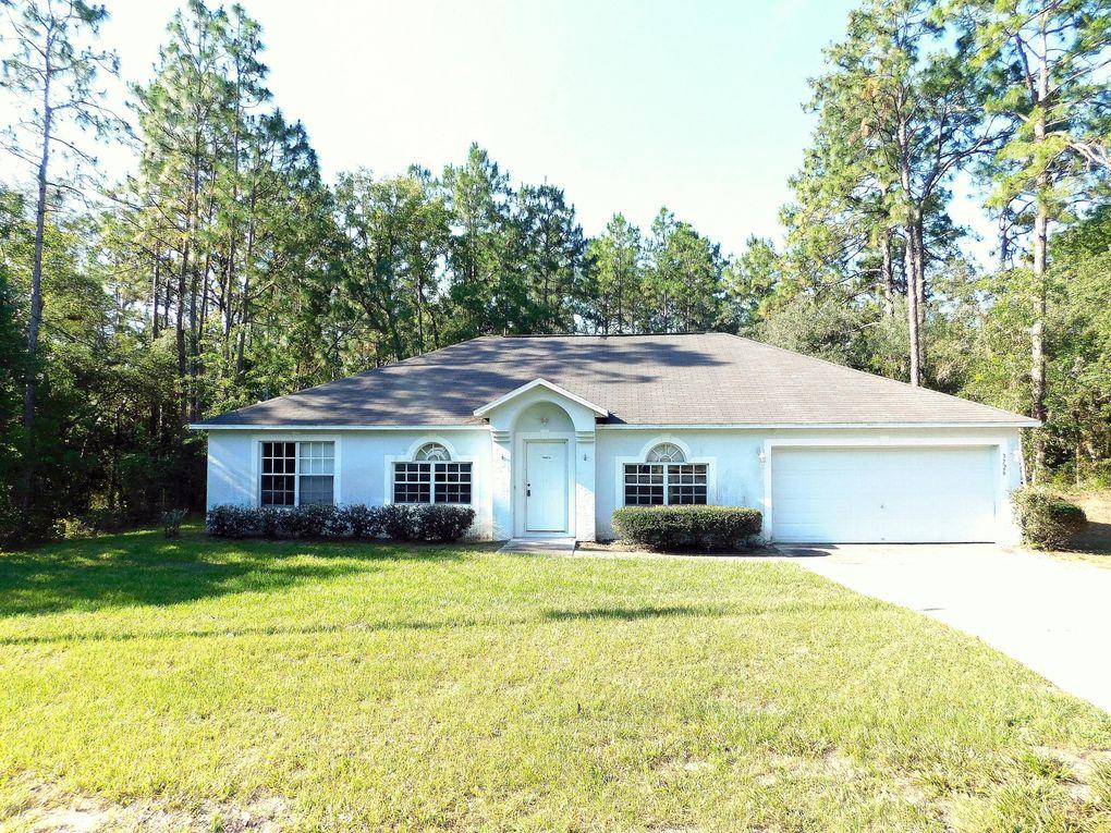3726 W Lappula Ln Citrus Springs, FL 34433