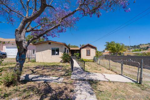 Photo of 611 Fergus St, San Diego, CA 92114