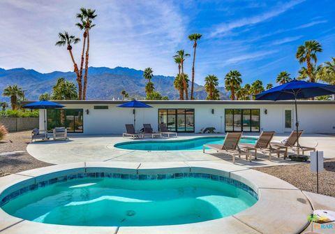 388 N Sunset Way, Palm Springs, CA 92262