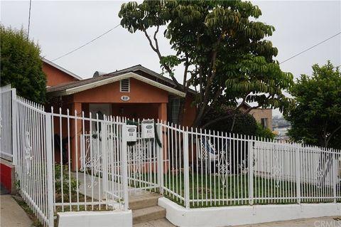 Photo of 810 N Hazard Ave, East Los Angeles, CA 90063