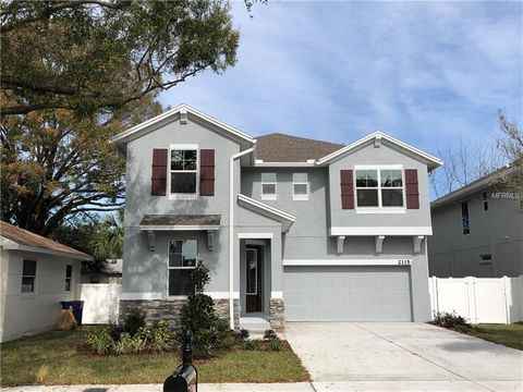 Beau 2115 1/2 W Lemon St, Tampa, FL 33606. Single Family Home
