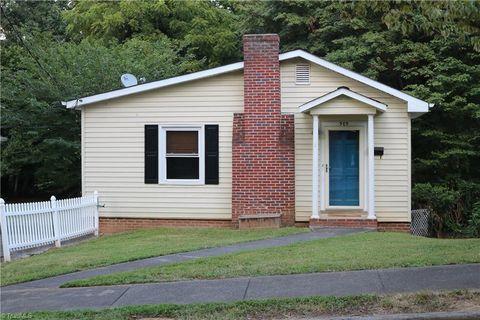 Photo of 505 Lockland Ave, Winston Salem, NC 27103