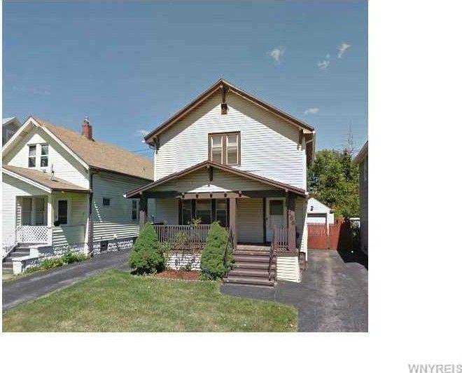 Erie County Buffalo Property Records
