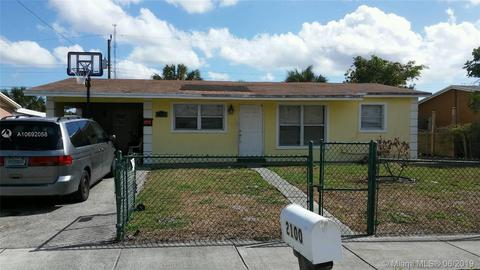 2100 NW 28th Ter, Fort Lauderdale, FL 33311