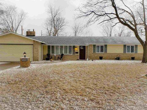 Fort Wayne In Real Estate Fort Wayne Homes For Sale Realtorcom