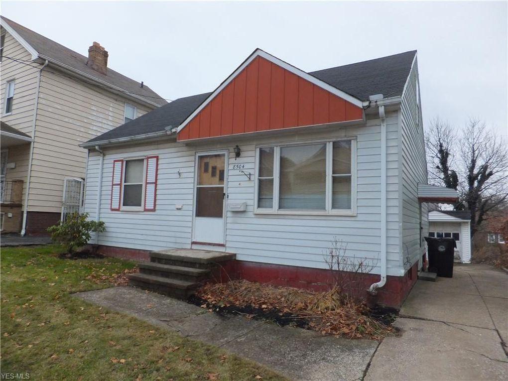 8504 Bancroft Ave Cleveland, OH 44105